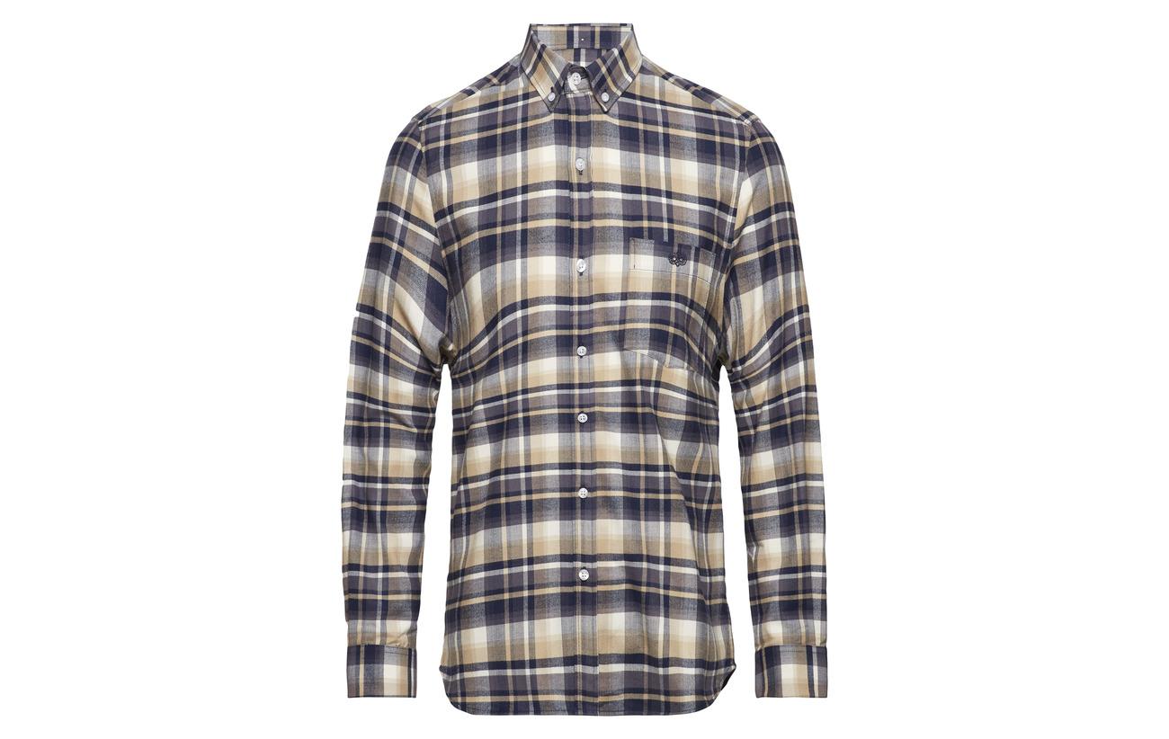 Shirt Birch Forét Navy Forét Shirt khaki Birch RB8ZW8