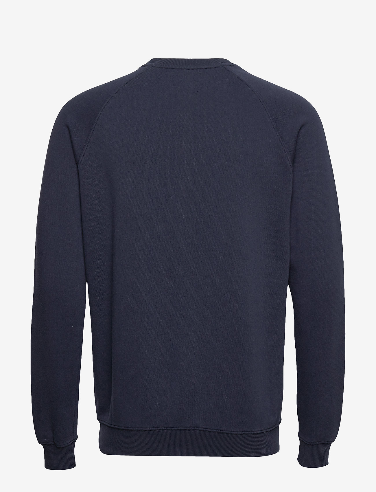Forét - SPRUCE SWEATSHIRT - sweatshirts - midnight blue/red - 1