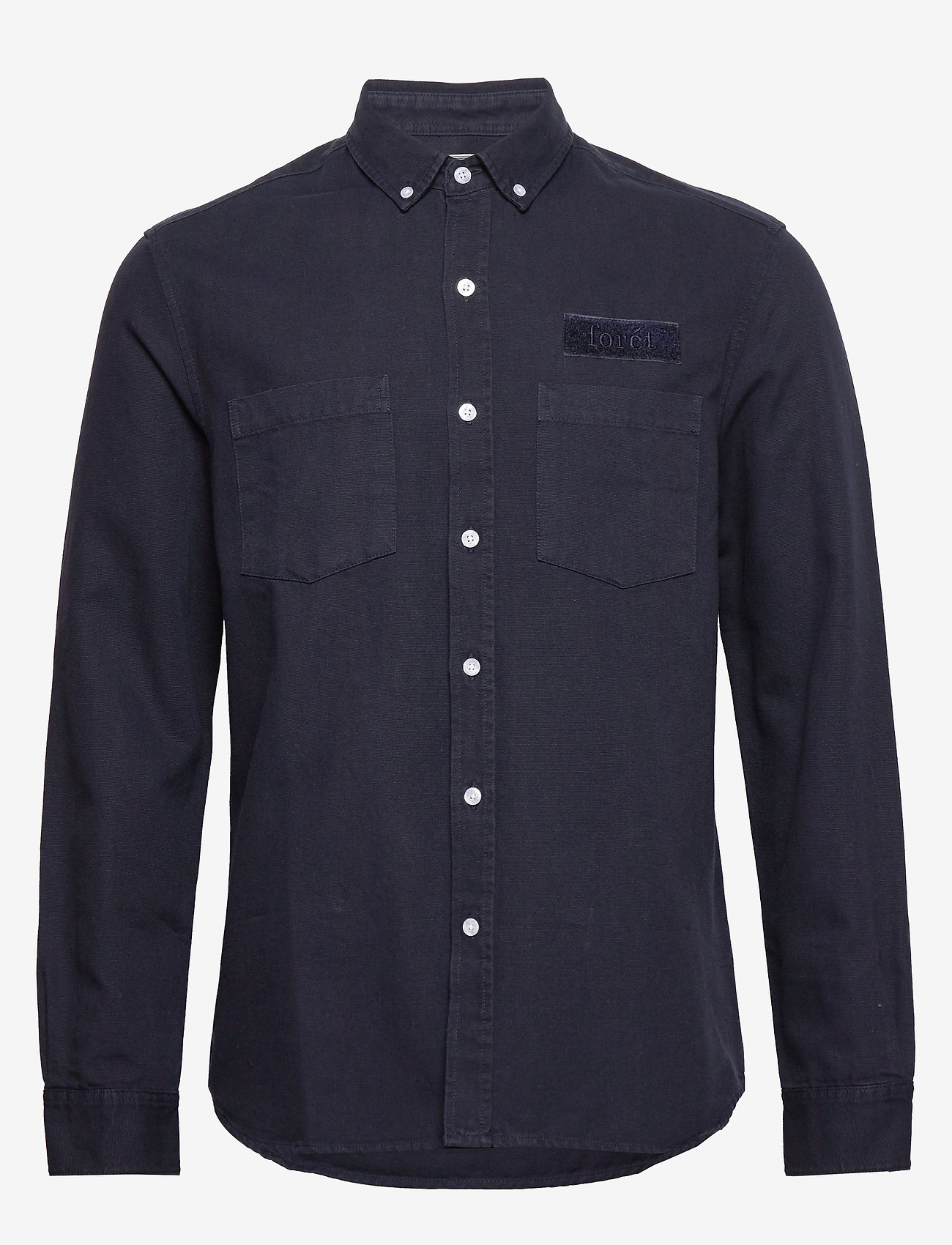 Forét - BEAR SHIRT - overshirts - midnight blue - 0