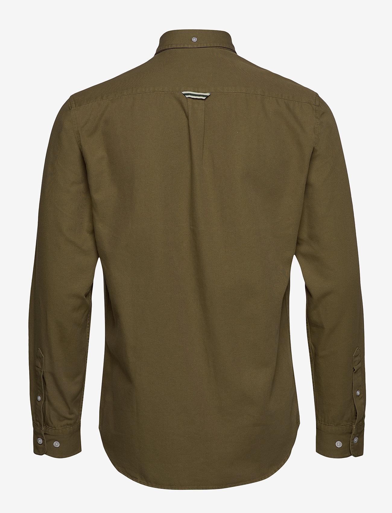 Forét - BEAR SHIRT - overshirts - olive - 1