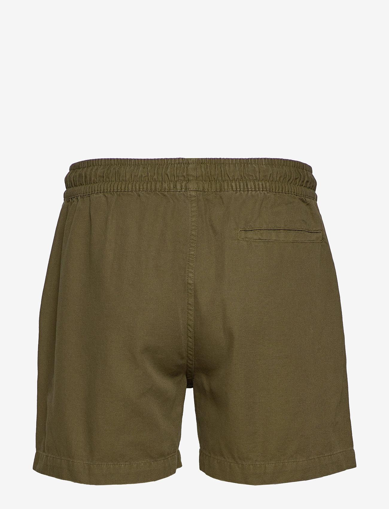 Forét Home Shorts - Black
