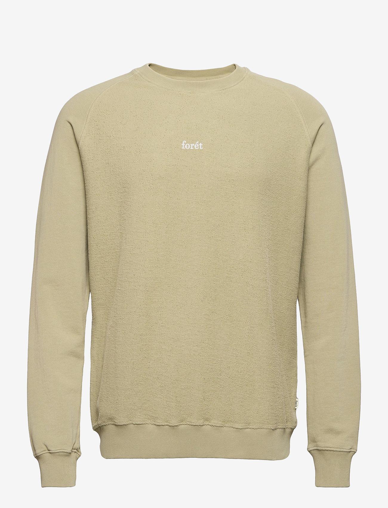 Forét - WEST SWEATSHIRT - swetry - sage - 1