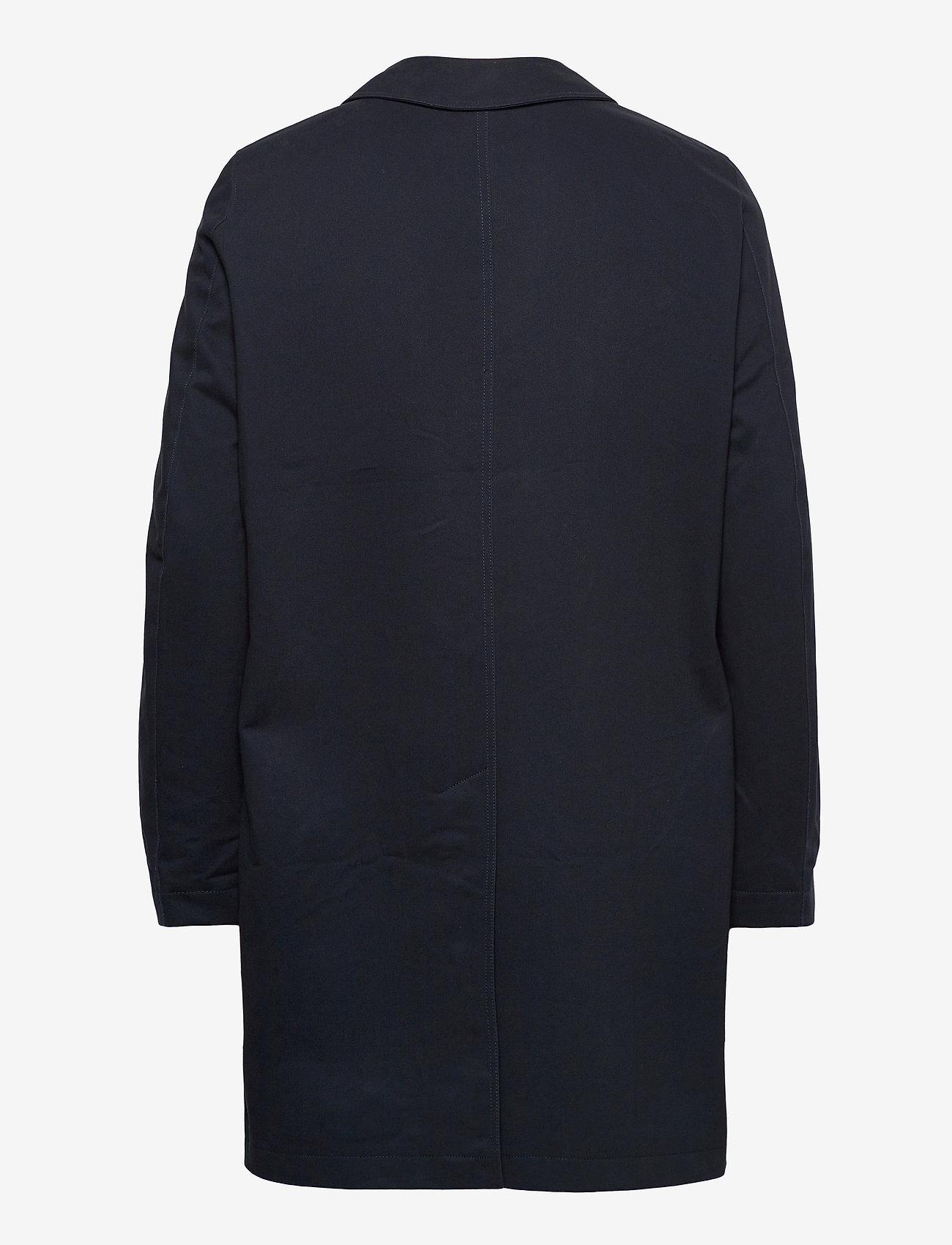 Forét - SHELTER COAT - manteaux legères - navy - 1