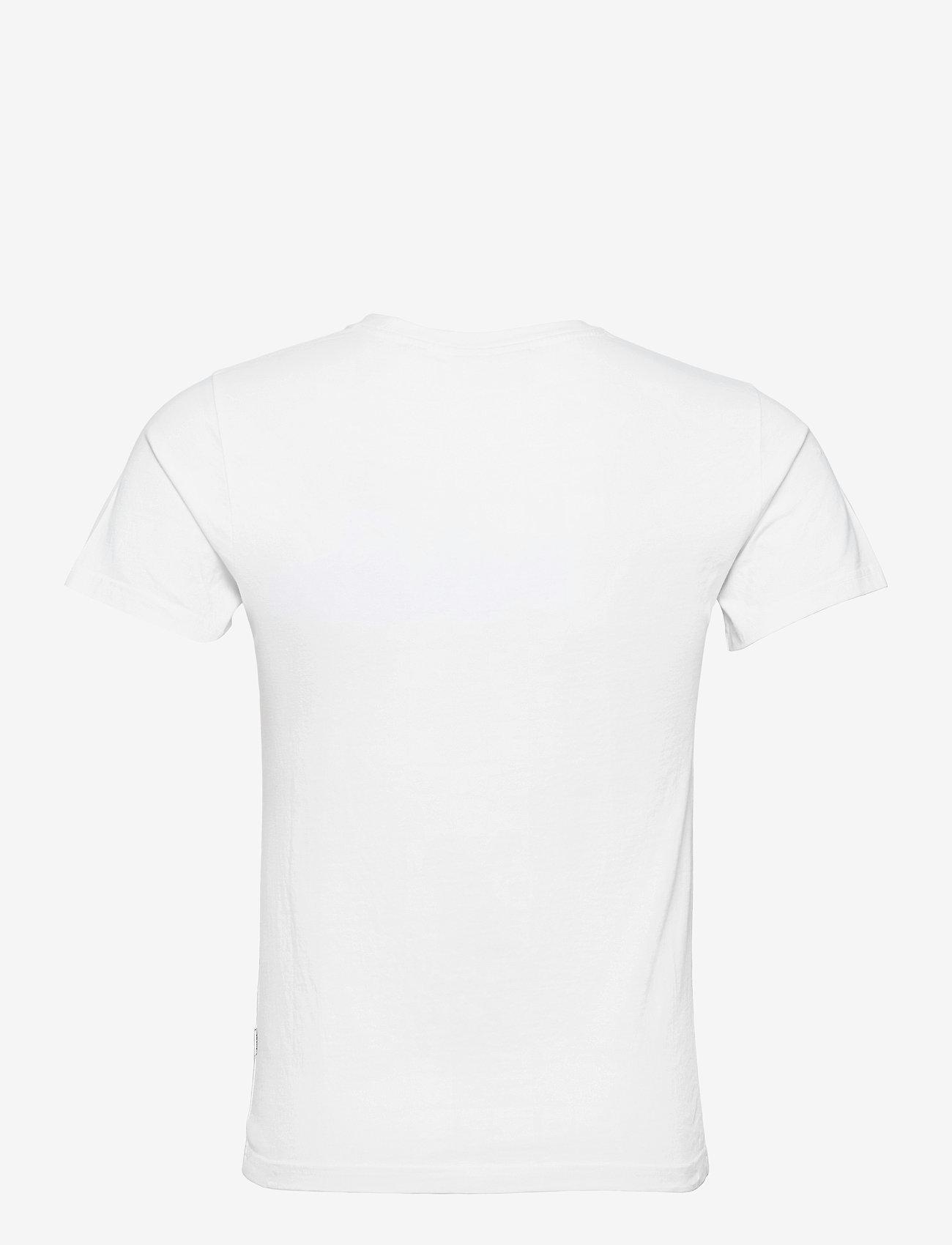 Forét - PERCH T-SHIRT - korte mouwen - white - 1