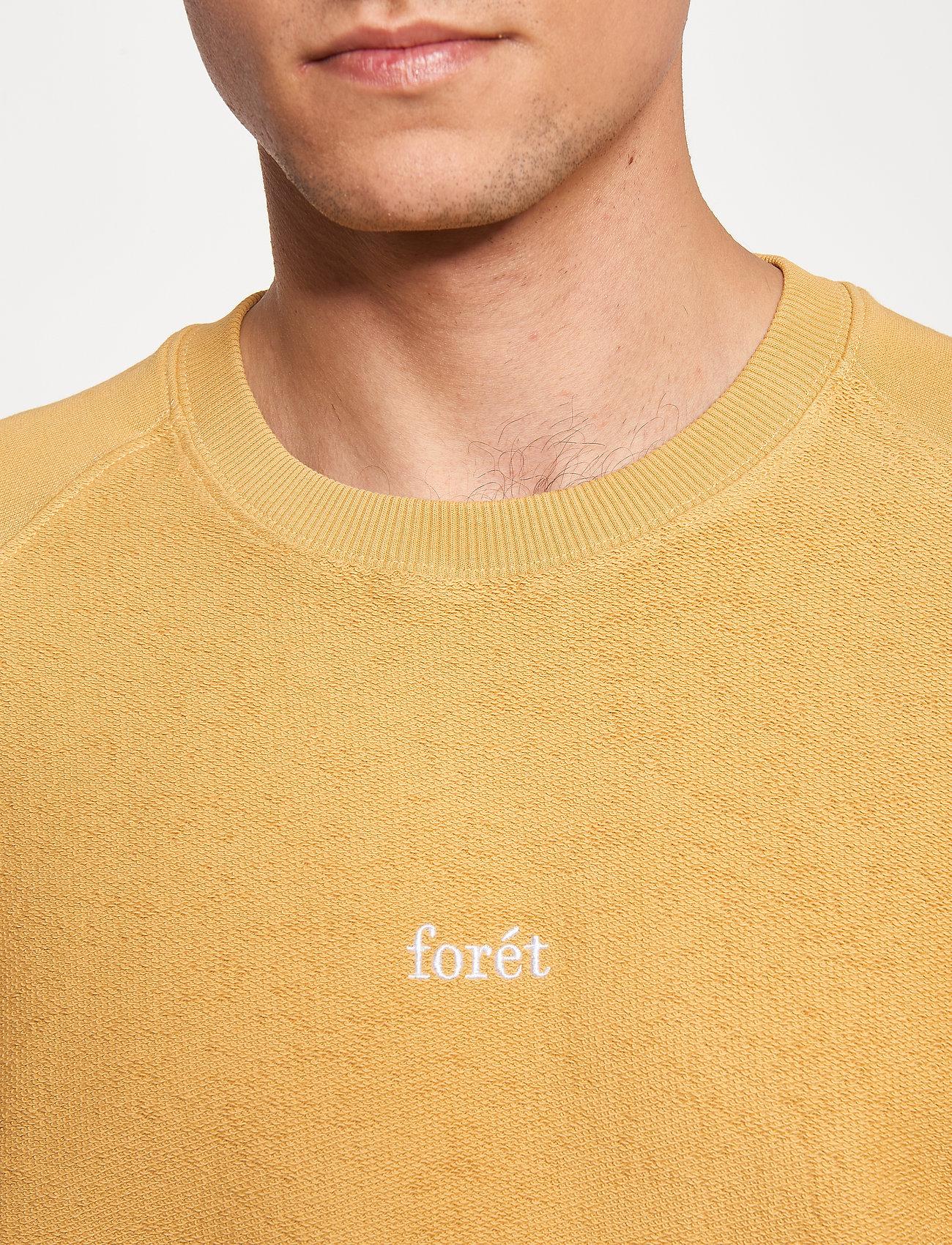 Forét - WEST SWEATSHIRT - swetry - ochre - 0