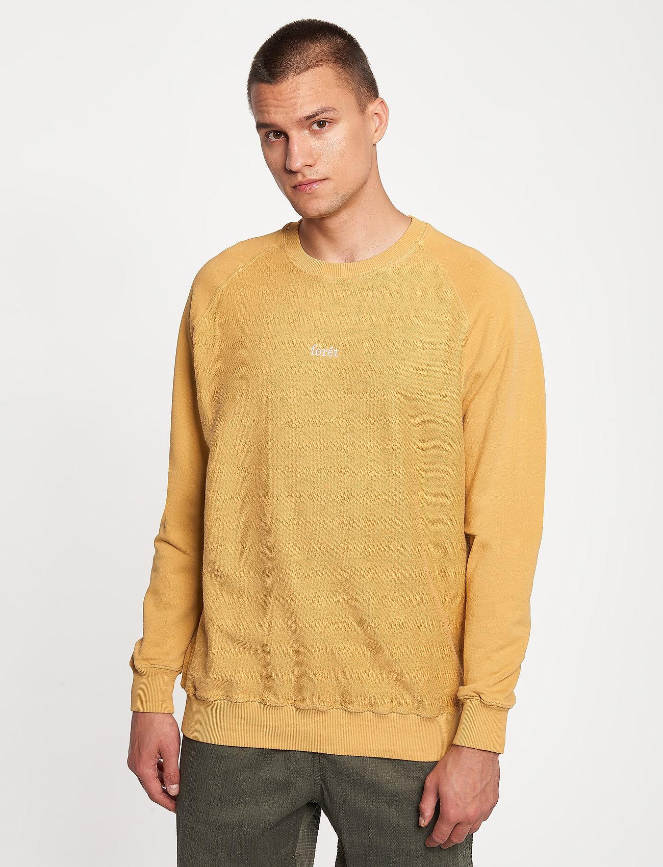 Forét - WEST SWEATSHIRT - swetry - ochre - 3