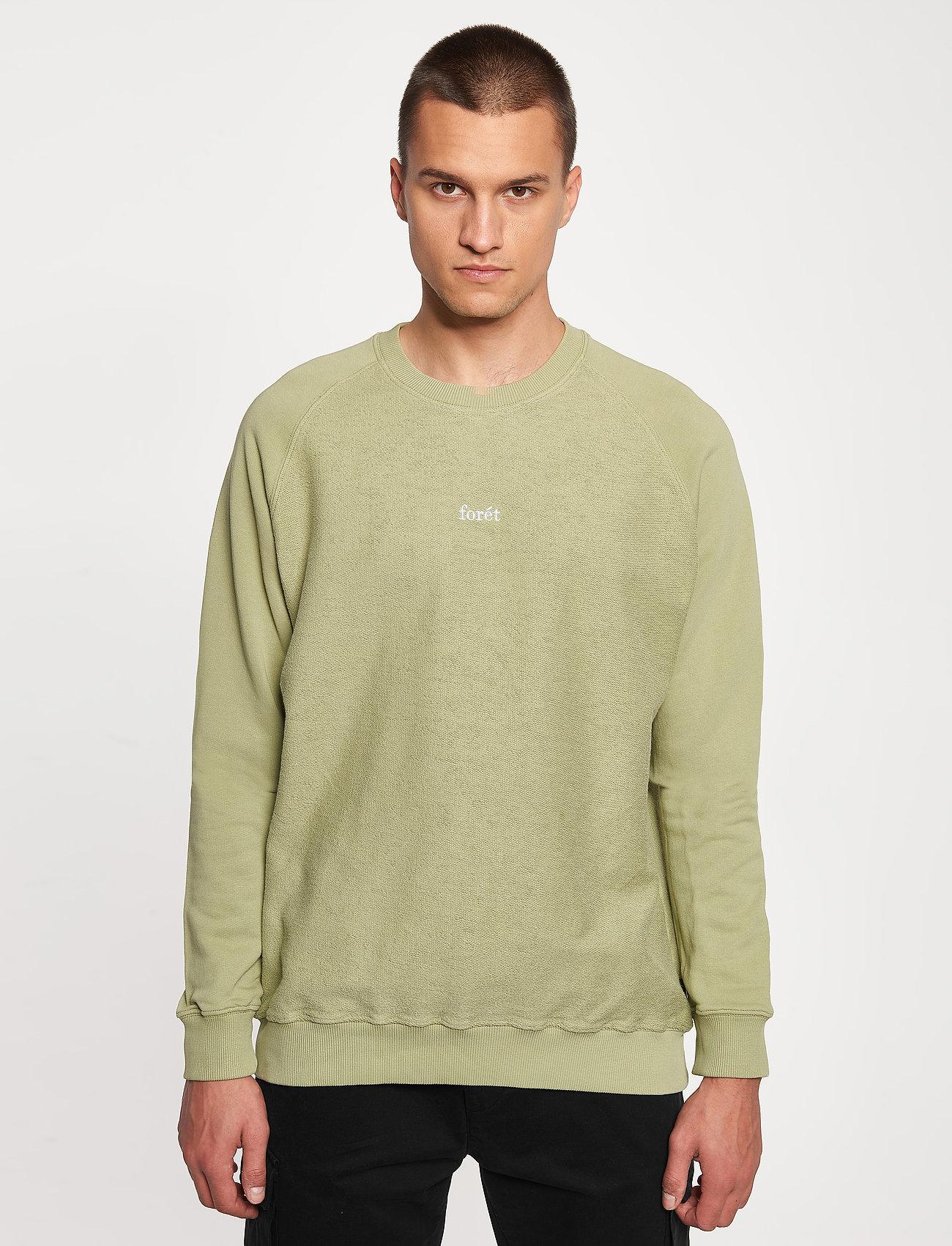 Forét - WEST SWEATSHIRT - swetry - sage - 0