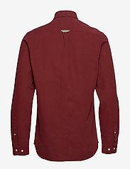 Forét - BEAR SHIRT - overshirts - wine - 1