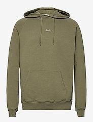 Forét - BISON HOODIE - sweats à capuche - slate - 0