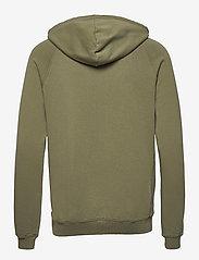 Forét - BISON HOODIE - sweats à capuche - slate - 1