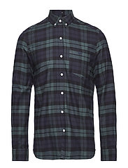 BIRCH SHIRT - NAVY/ARMY