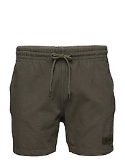 ROOT SHORTS - OLIVE