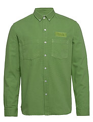 BEAR SHIRT - GREEN
