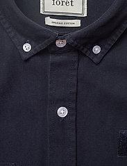 Forét - BEAR SHIRT - overshirts - midnight blue - 3