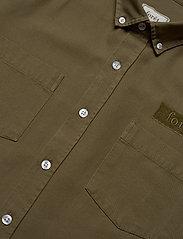 Forét - BEAR SHIRT - overshirts - olive - 2
