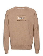 FLOAT SWEATSHIRT - BEIGE MELANGE