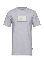 REEF T-SHIRT - GREY MELANGE
