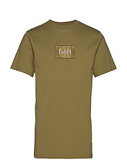 REEF T-SHIRT - OLIVE