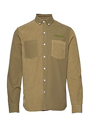 CLAW SHIRT - OLIVE - OLIVE