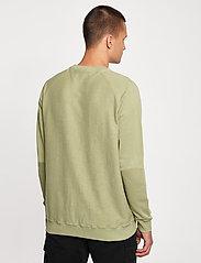 Forét - WEST SWEATSHIRT - swetry - sage - 3