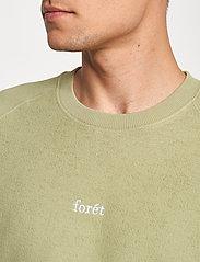 Forét - WEST SWEATSHIRT - swetry - sage - 4