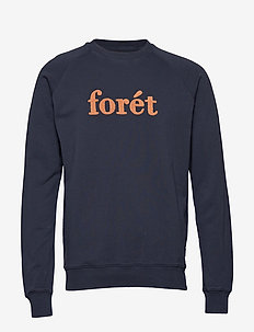 SPRUCE SWEATSHIRT - MIDNIGHT BLUE/COPPER