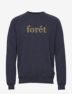 SPRUCE SWEATSHIRT - svetarit - midnight blue/olive