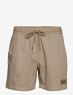 ROOT SHORTS - OLIVE - KHAKI