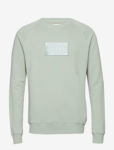 FLOAT SWEATSHIRT - SAGE GREEN