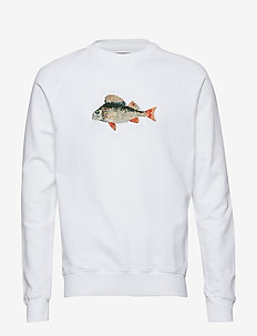 BAIT SWEATSHIRT - WHITE