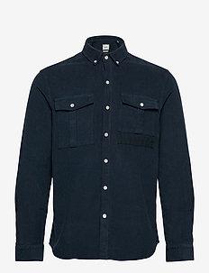 FROG SHIRT - casual hemden - navy