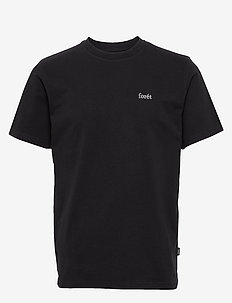 AIR T-SHIRT - MIDNIGHT BLUE - BLACK