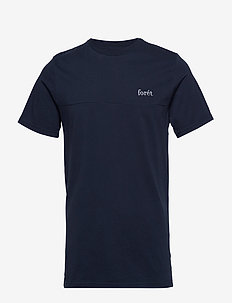 AIR T-SHIRT - MIDNIGHT BLUE - MIDNIGHT BLUE