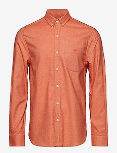 DESERT SHIRT - FLAME - kortermede skjorter - flame