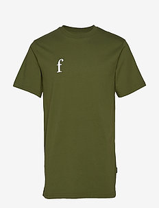 FERN T-SHIRT - ARMY