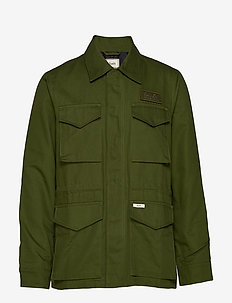 FIELD JACKET - DARK ARMY