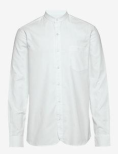 BRIDGE SHIRT - chemises basiques - white