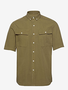 MISTLE SHIRT - chemises basiques - olive