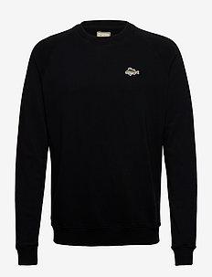 ROD SWEATSHIRT - BLACK - sweatshirts - black