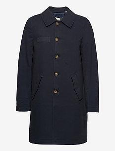SHELTER COAT - light coats - navy