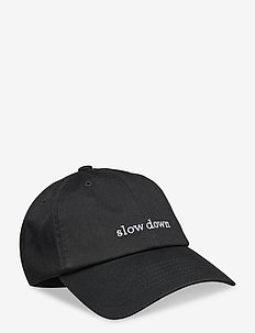 IDLE CAP - petten - black