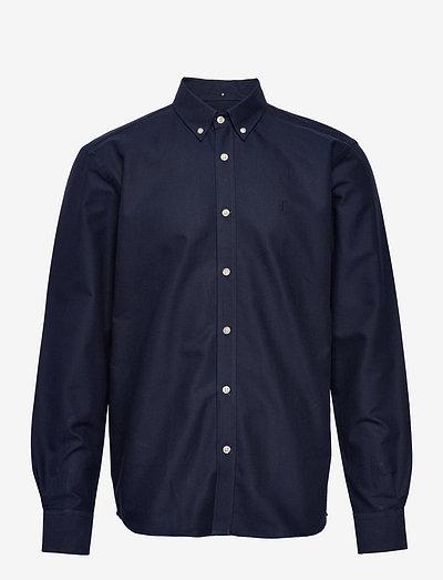 LIFE SHIRT - linnen overhemden - navy