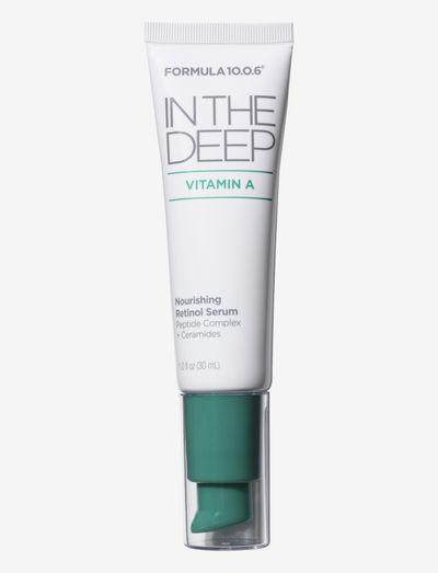Formula 10.0.6 In The Deep Facial Serum Vit A - serum - no colour
