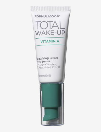 Formula 10.0.6 Total Wake Up Eye Serum Vit A - serum - no colour