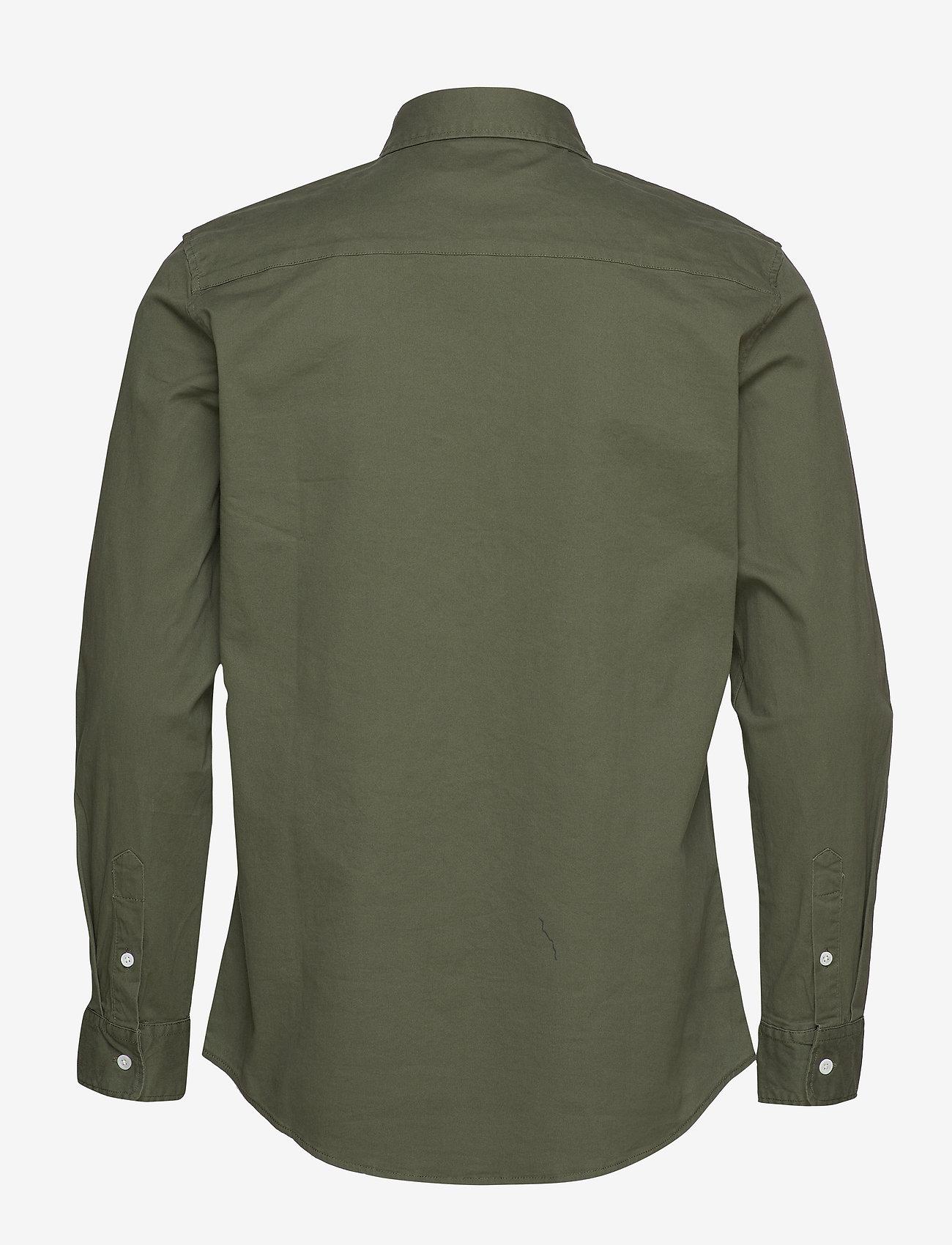 FRAM - Alex Shirt - basic-hemden - military olive - 1