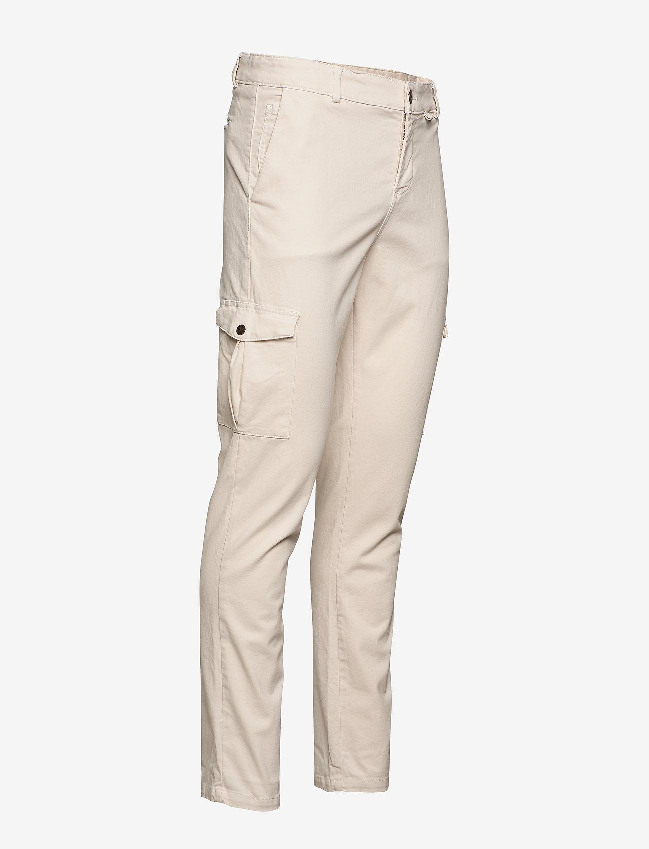 FRAM Parcel Cargo Chino - Bukser WHITE ASPARAGUS - Menn Klær