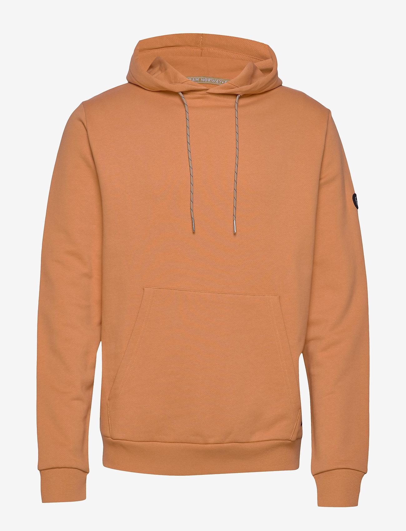 FRAM - Vault Hood - basic-sweatshirts - sandstone - 0