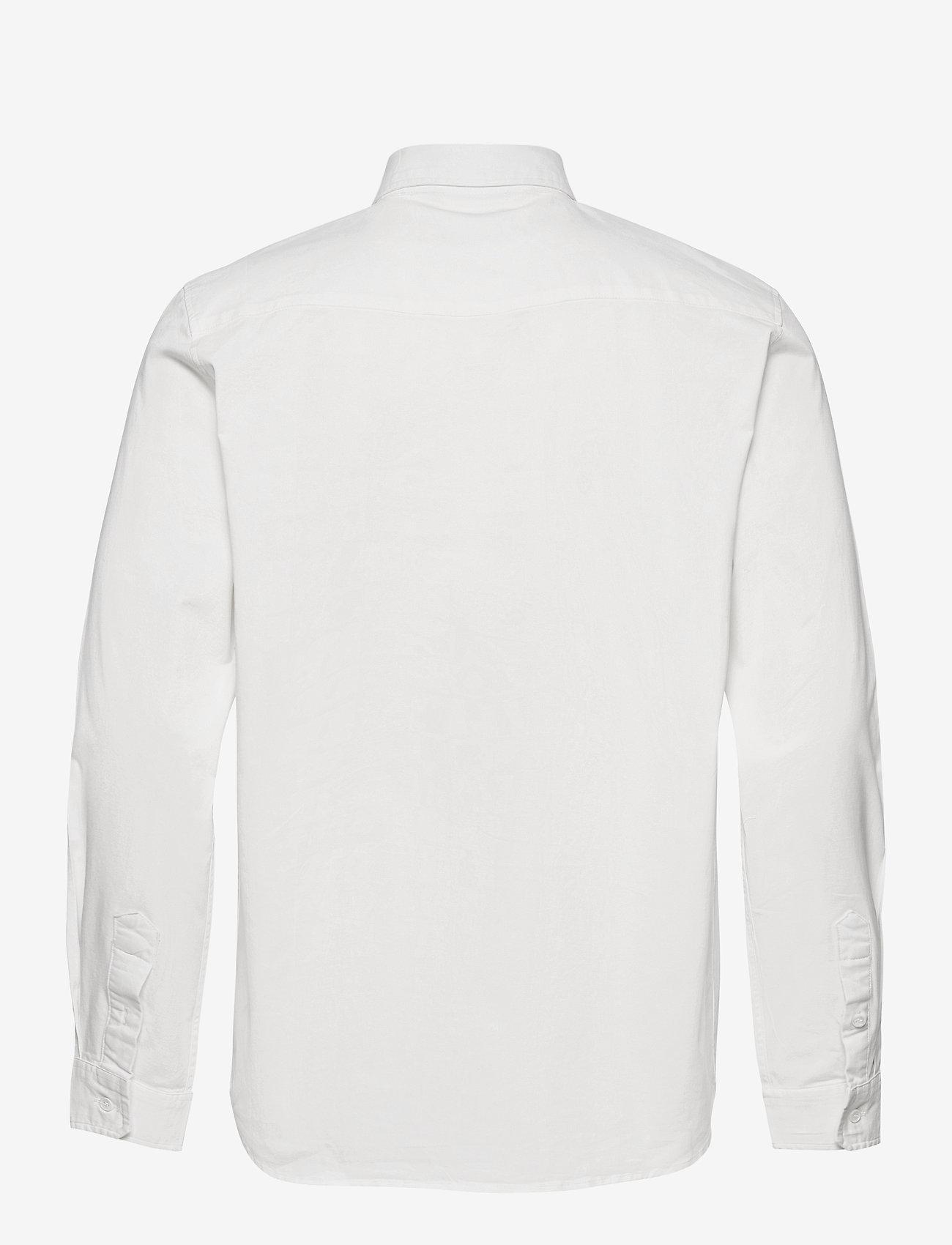 FRAM - Alex Shirt - basic-hemden - blanc de blanc - 1