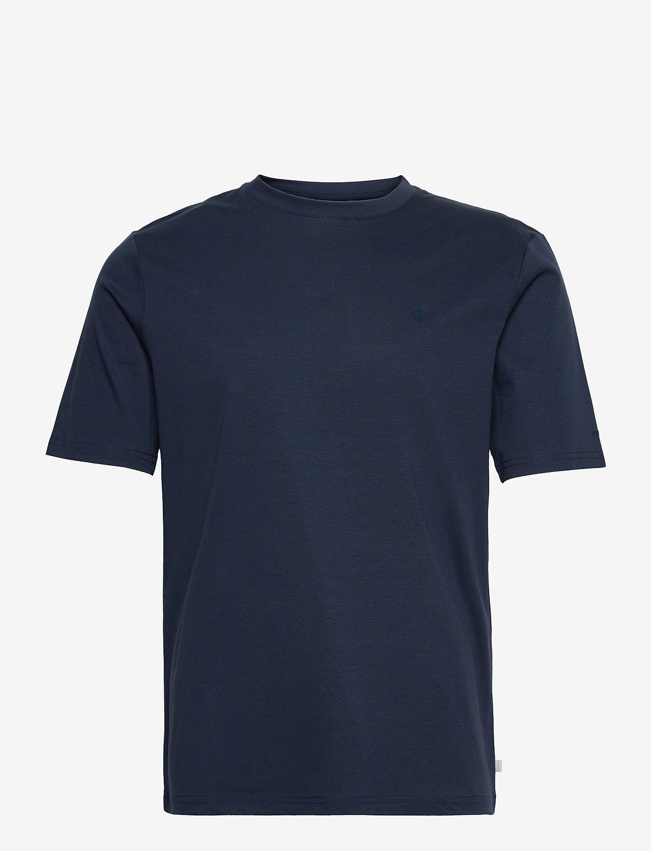 FRAM - Fram Basic Tee - basic t-shirts - sky captain - 0