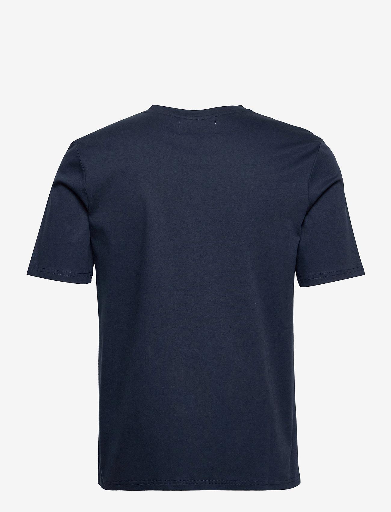 FRAM - Fram Basic Tee - basic t-shirts - sky captain - 1